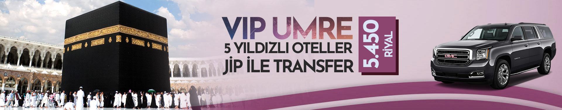 Vip Umre