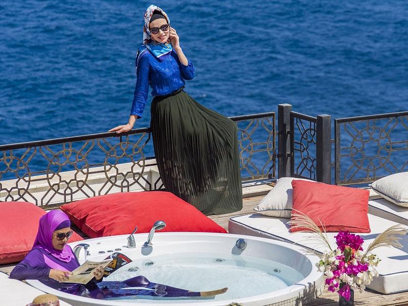 Blu Ciragan Bodrum Halal Resort & Spa