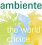 Ambiente Frankfurt Uluslararası Tüketici Ürünleri Fuarı