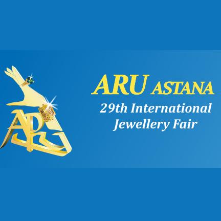Aru International Jewelry Fair Almaty Uluslararası Hediyelik Eşya, Saat & Takı Fuarı