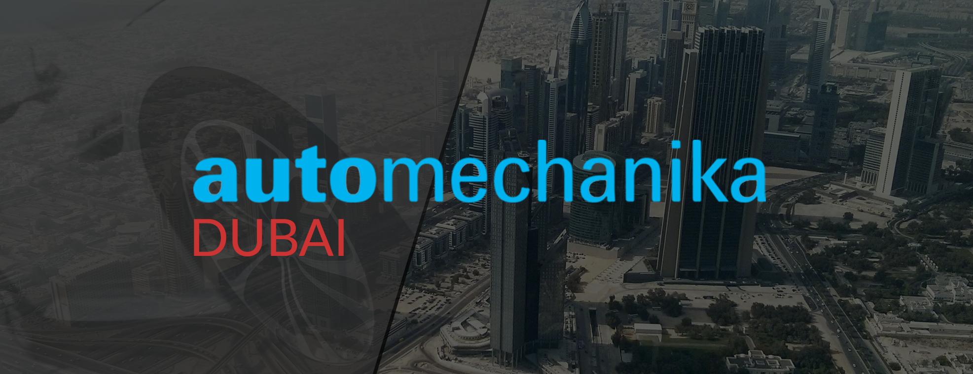 Automechanika Dubai Uluslararası Otomobil,  Bisiklet, Parça ve Aksesuarları Fuarı