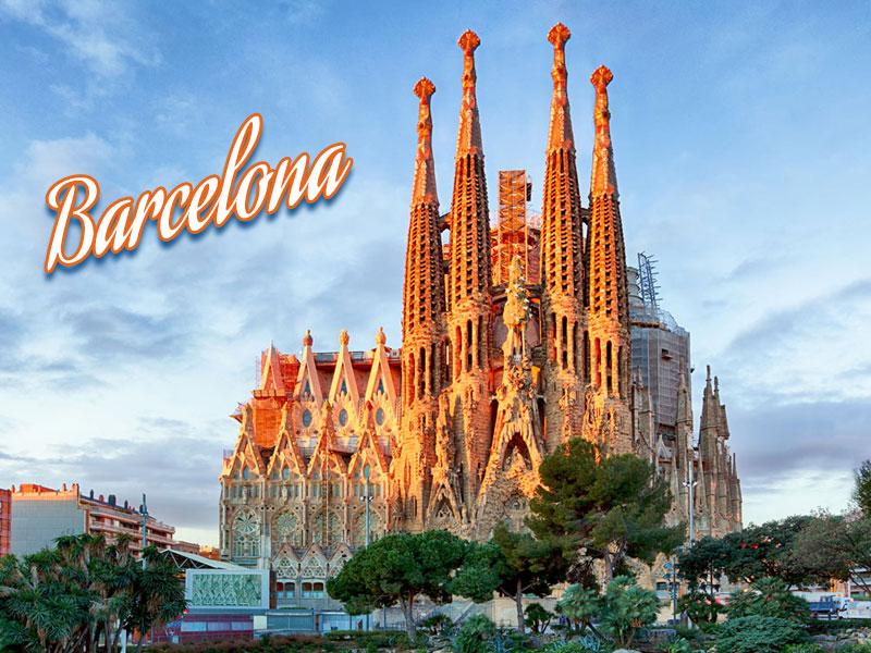 Barcelona & Valencia & Madird Turu