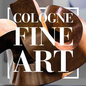Cologne Fine Art Köln 2020 Uluslararası Sanat, Antika Fuarı