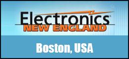 Electronics Boston Uluslararası Elektrik ve Elektronik Fuarı