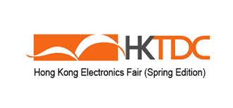 Electronics Fair Spring Edition Hong Kong Uluslararası Elektrik ve Elektronik Fuarı