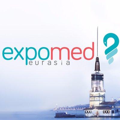 Expomed Eurasia İstanbul Uluslararası Medikal, Sağlık, İlaç Sanayii Fuarı