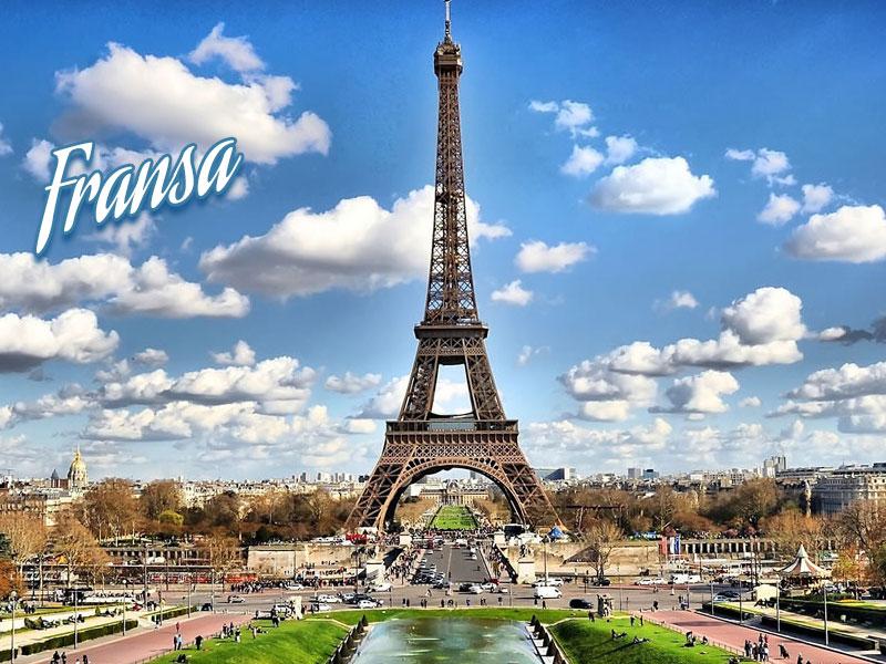 Fransa & Hollanda & Belçika Turu