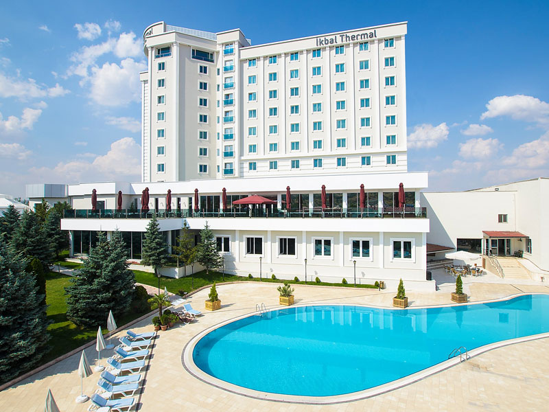 İkbal Termal Otel & Spa Turu