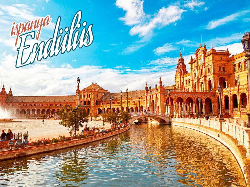 İspanya Endülüs Turu 3 Gece 4 Gün