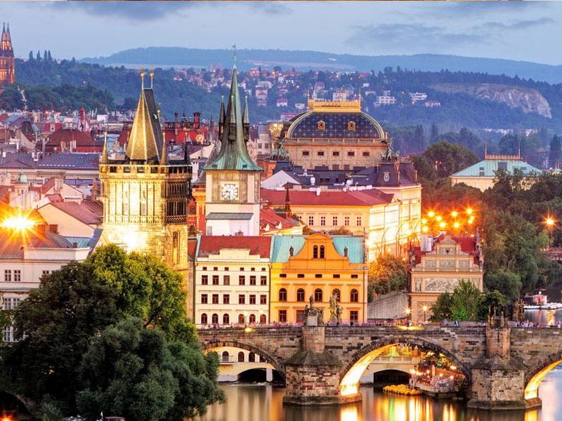 Orta Avrupa Turu - 4 Ülke